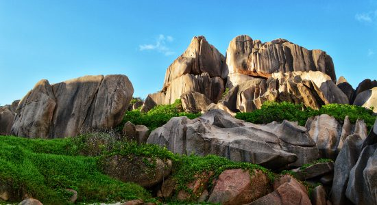 DAY 2 in La Digue Itinerary