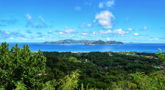 DAY 7 – best views over La Digue and holiday impressions