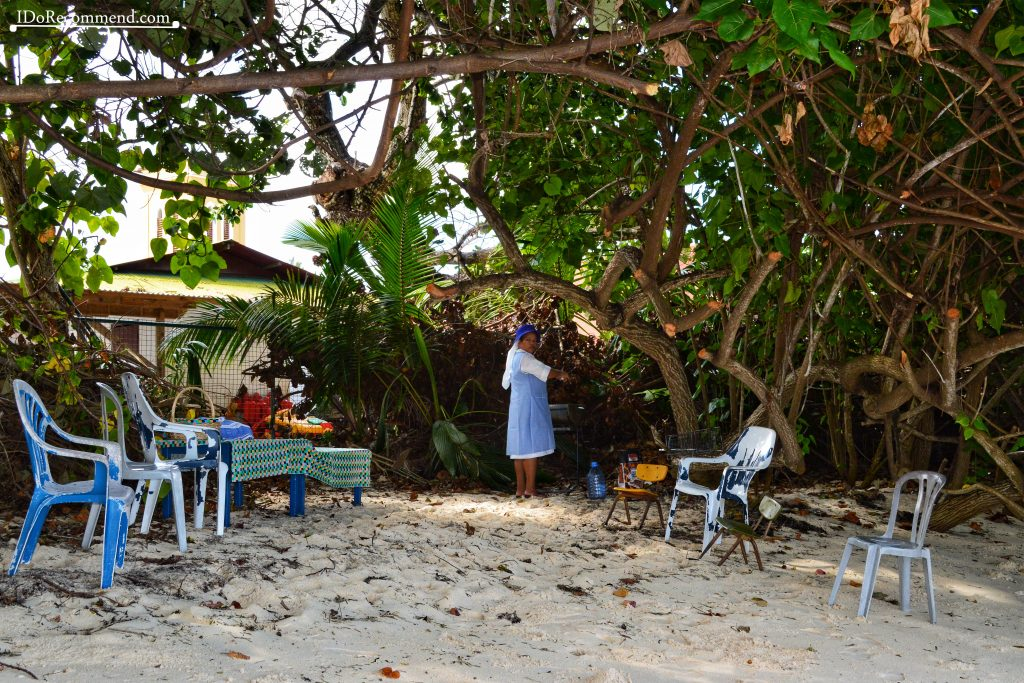 Seychelles_La_Digue_village