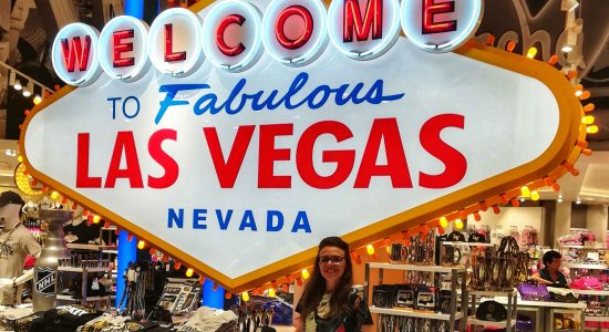3-day in Las Vegas and nearby attractions Itinerary