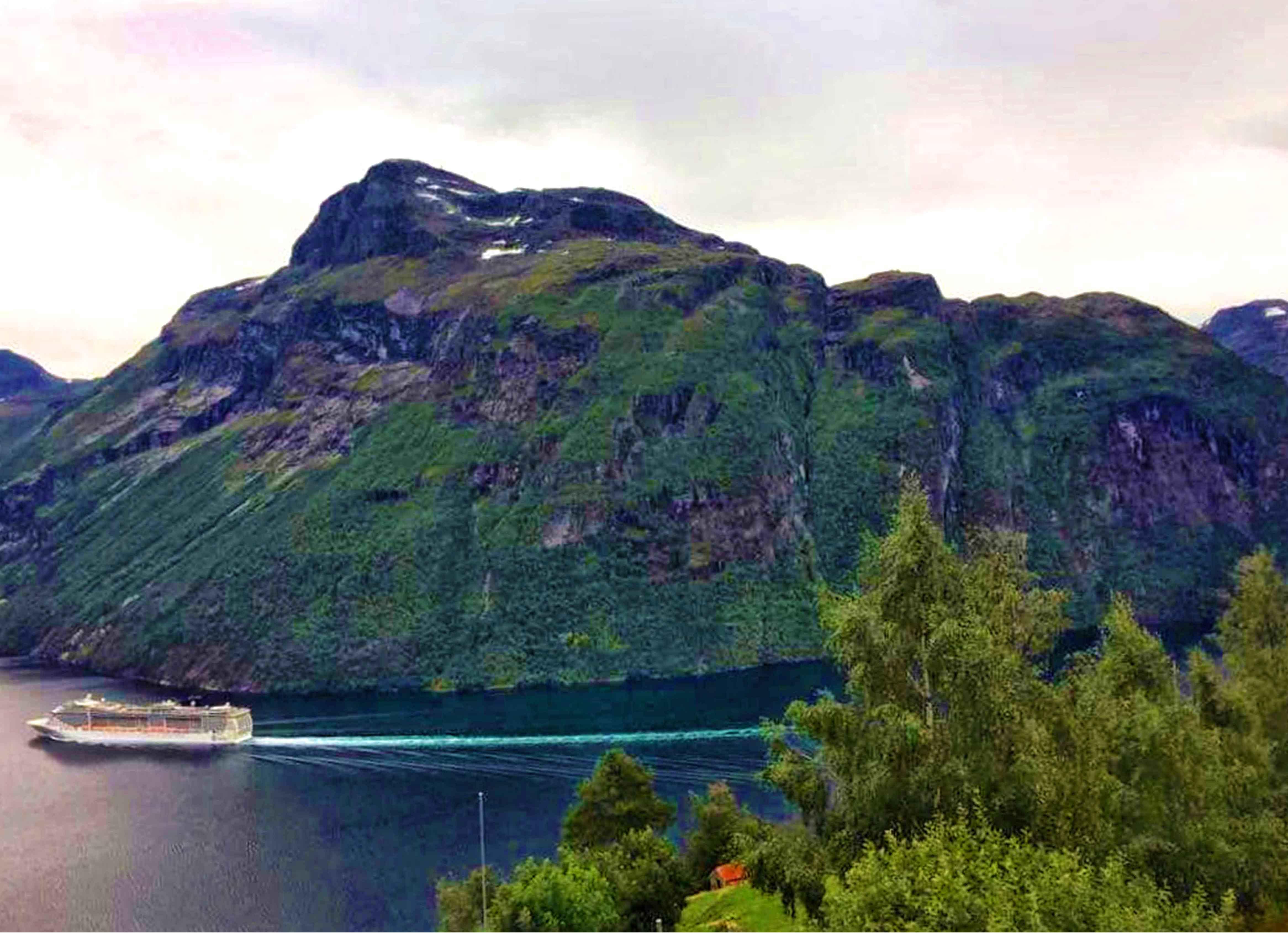Croaziera fiorduri Norvegia