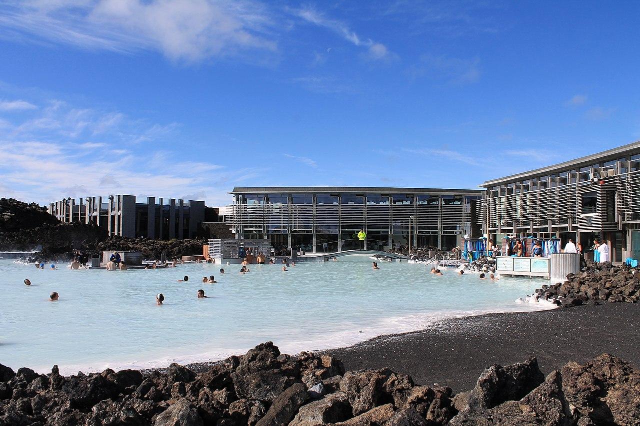 Blue Lagoon Geothermal Spa ©Ivan Sabljak
