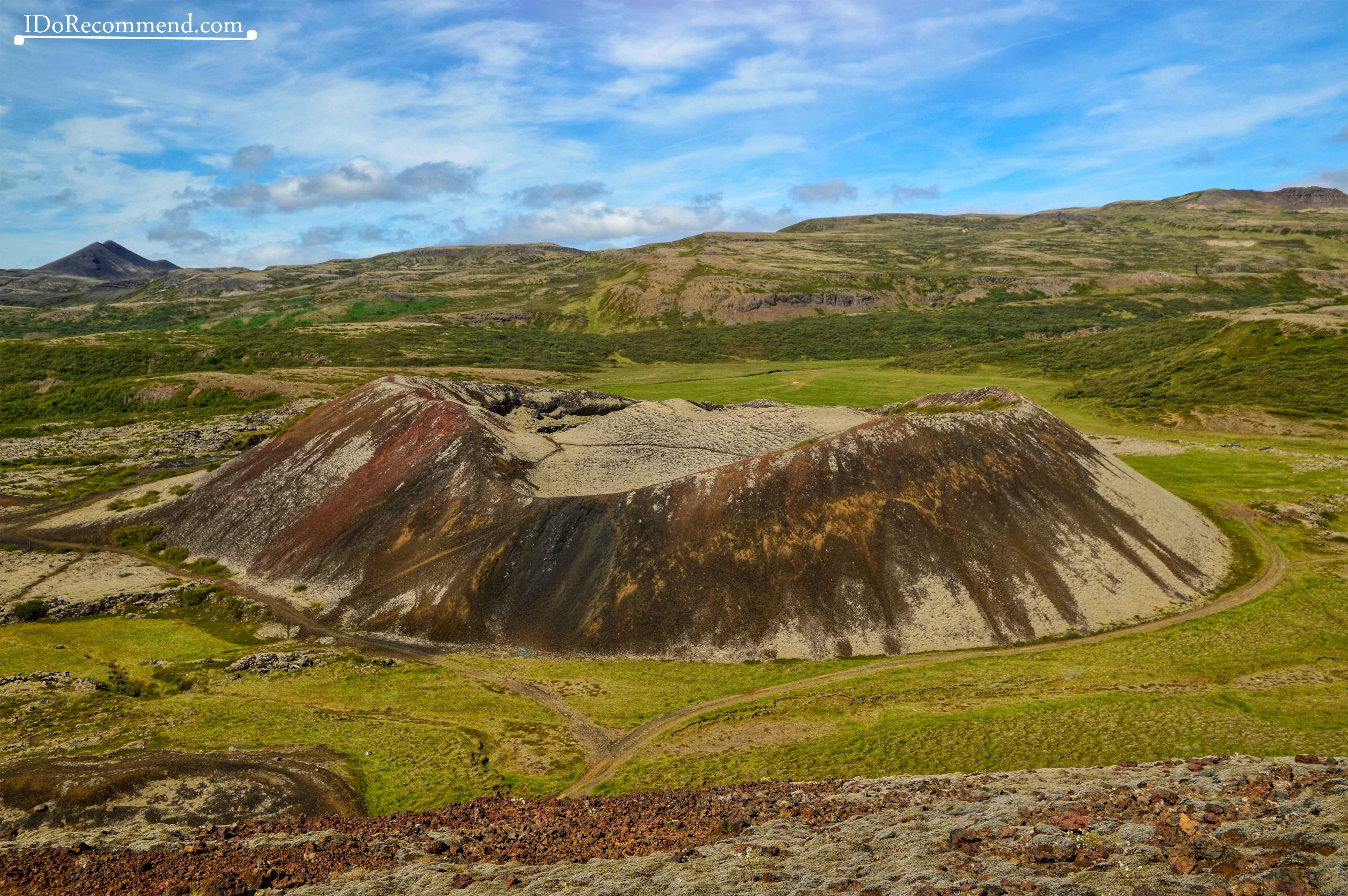 Grábrók Volcano