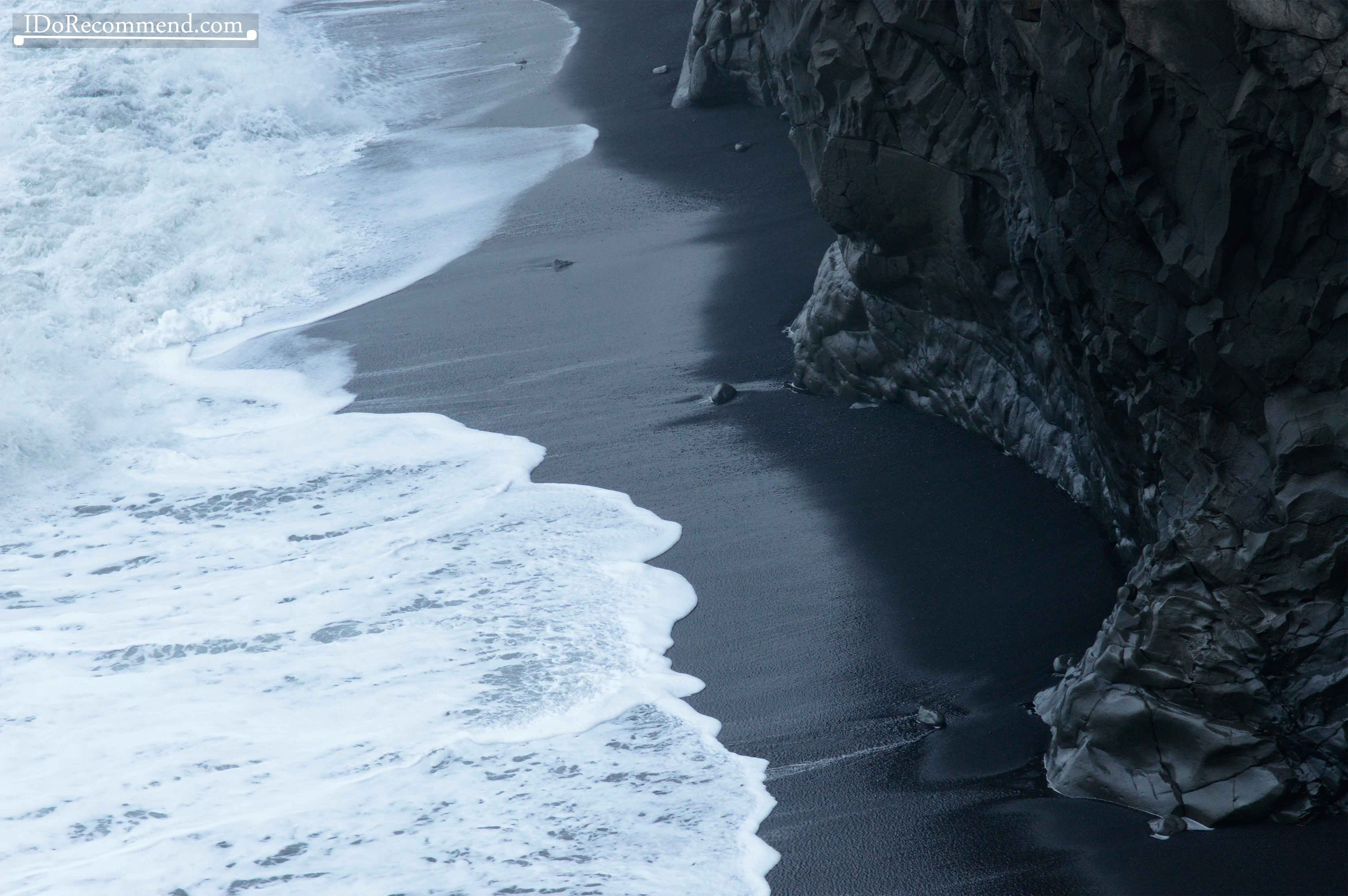 Kirkjufjara Beach