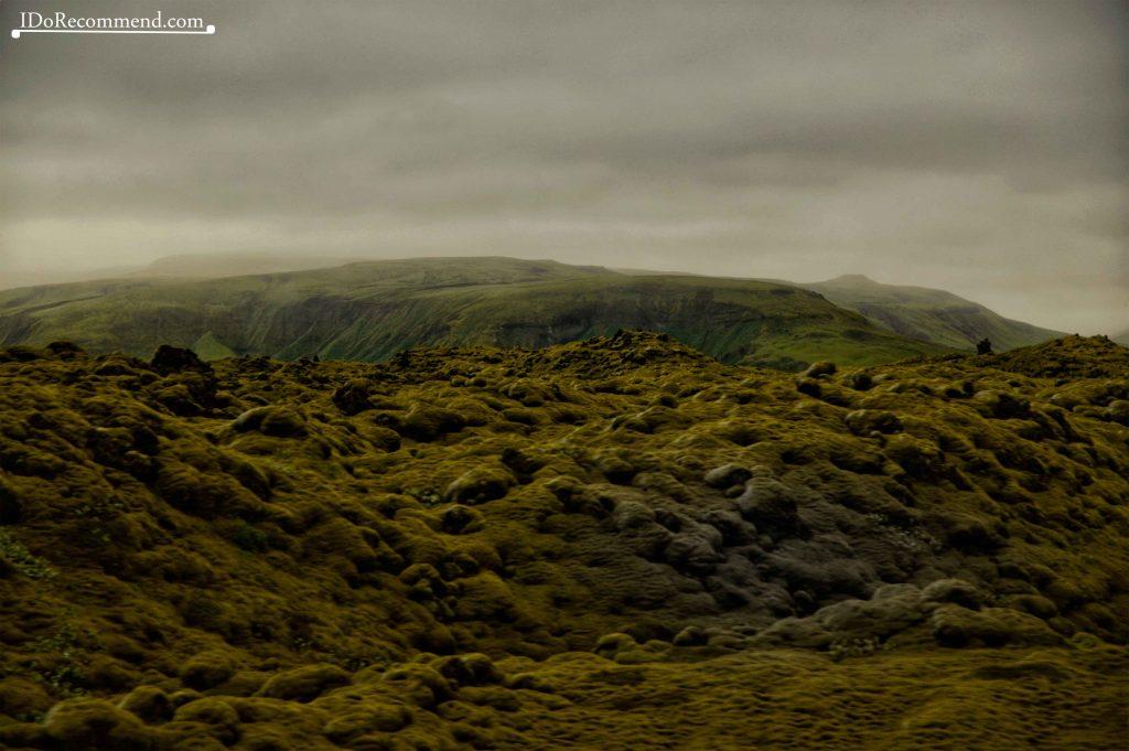"""Eldhraun lava field - """"Fire Lava"""""""