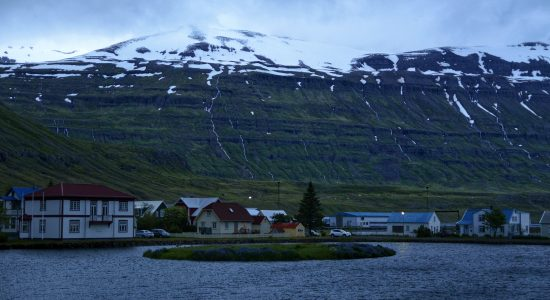 Visit Seydisfjordur charming town in Iceland