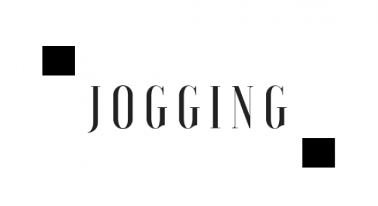 I Do Recommend to go JOGGING