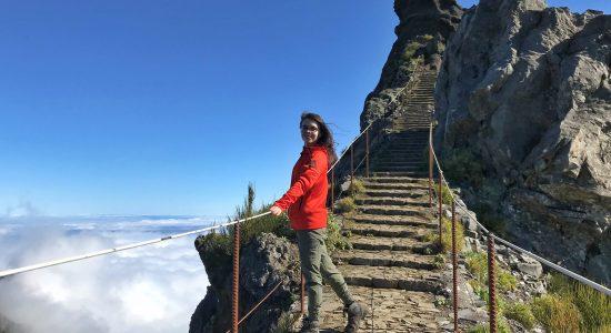 Pico Ruivo PR1