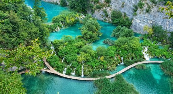 Plitvice Lakes – the largest national park of Croatia